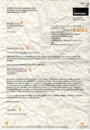 Letter Part 1